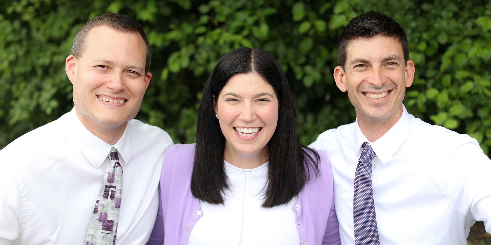 Chiropractor Troy MI Michael Hanselman with Jamie Cramer and Peter Fox