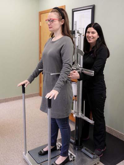 Chiropractor Troy MI Jamie Cramer Postural Evaluation